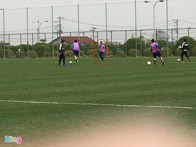 Yokohama 2-2 Mito: Cong Phuong lo co hoi so tai voi Tuan Anh hinh anh 5