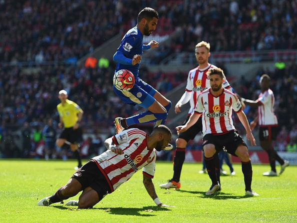 Vardy lap cu dup, Leicester cham mot tay vao chuc vo dich hinh anh 5