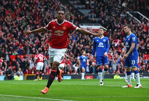 Everton vs MU: Martial, De Gea toa sang hinh anh 1