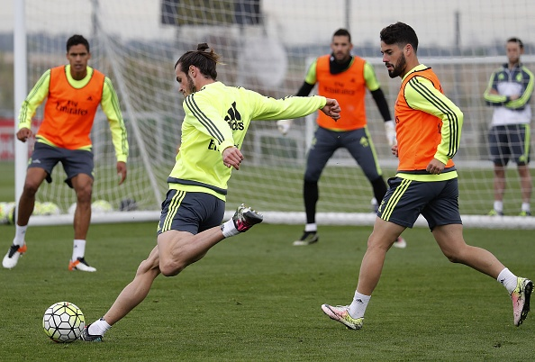Rayo vs Real: Bale xuat sac the vai Ronaldo hinh anh 5