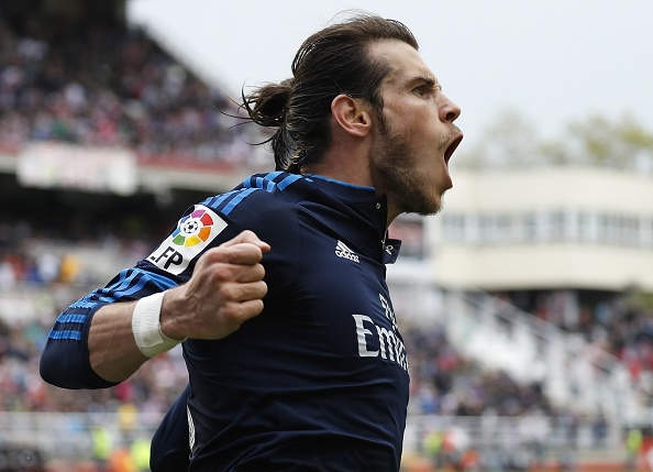 Rayo vs Real: Bale xuat sac the vai Ronaldo hinh anh