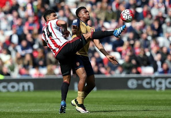 Sunderland vs Arsenal (0-0): Phao thu lo co hoi tro ve top 3 hinh anh 13