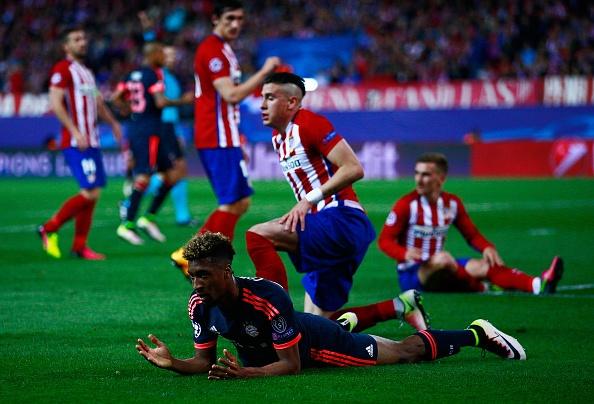 Atletico vs Bayern (1-0): Hum xam thua boi man solo dang cap hinh anh 17