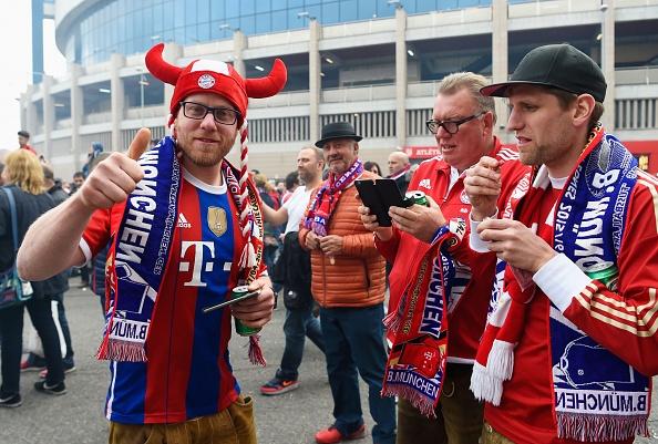 Atletico vs Bayern (1-0): Hum xam thua boi man solo dang cap hinh anh 6