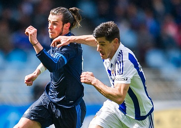 Highlights Sociedad 0-1 Real Madrid hinh anh