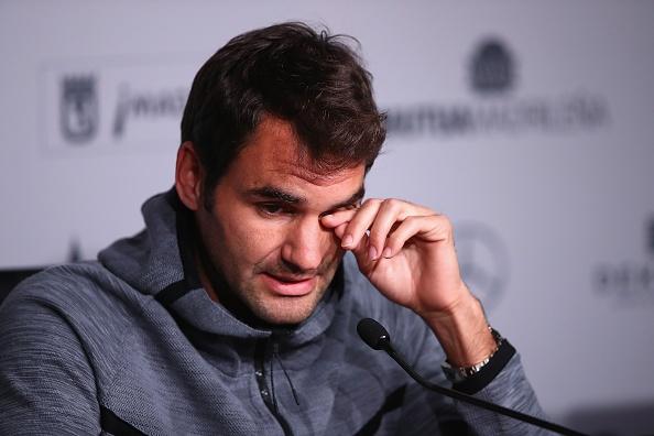 Roger Federer rut lui khoi Madrid Open hinh anh 1