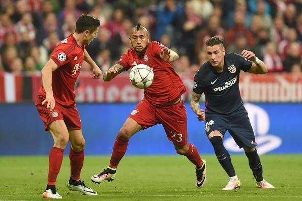 Truc tiep Bayern vs Atletico anh 19