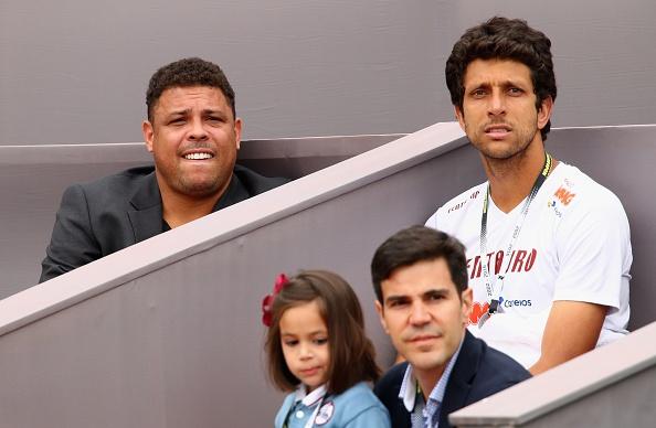 Ronaldo du khan tran dau giua Nadal va tay vot dong huong hinh anh 11