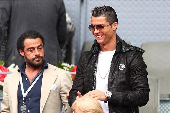 Ronaldo du khan tran dau giua Nadal va tay vot dong huong hinh anh 1