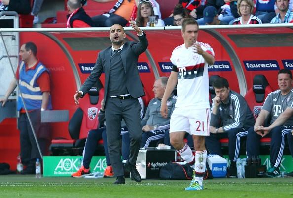 Bayern lap ky luc vo dich Bundesliga hinh anh 13
