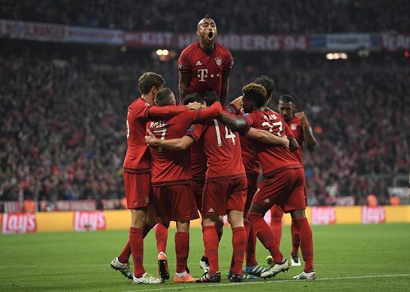 Bayern lap ky luc vo dich Bundesliga hinh anh 2