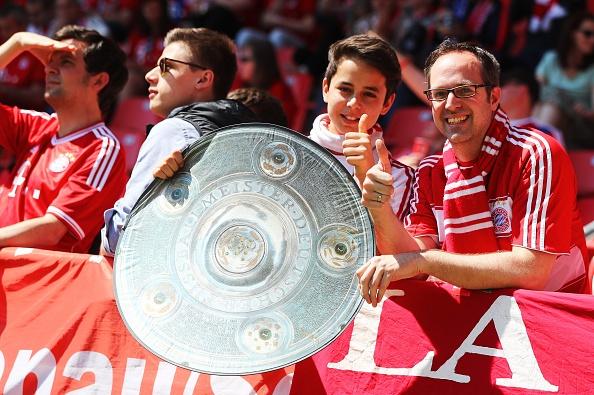 Bayern lap ky luc vo dich Bundesliga hinh anh 8