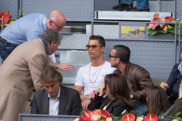 Ronaldo du khan tran dau giua Nadal va tay vot dong huong hinh anh 3