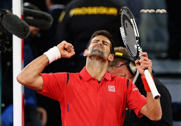 Ha Nishikori, Djokovic hen Murray o chung ket Madrid Open hinh anh 1
