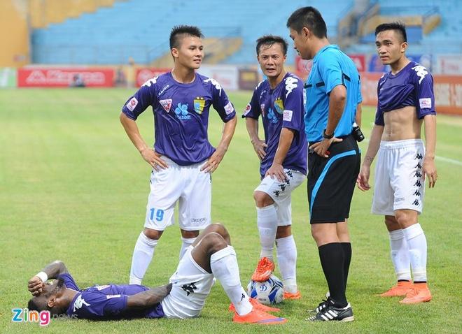 Thung luoi phut bu gio, Hai Phong thua tran dau tai V.League hinh anh 15