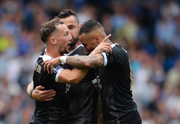 Chelsea vs Leicester (1-1): Vardy lo co hoi Vua pha luoi hinh anh 24