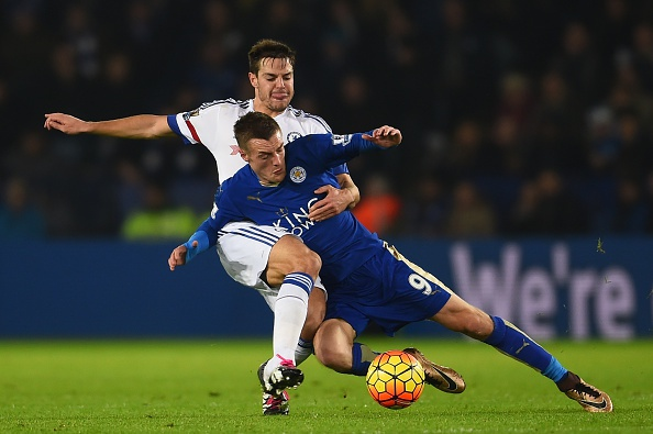 Chelsea vs Leicester (1-1): Vardy lo co hoi Vua pha luoi hinh anh 3