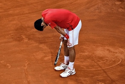 Highlights Djokovic 0-2 Murray hinh anh