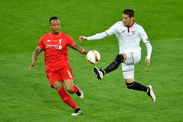 Sevilla thang nguoc Liverpool, lap hat-trick vo dich hinh anh 20