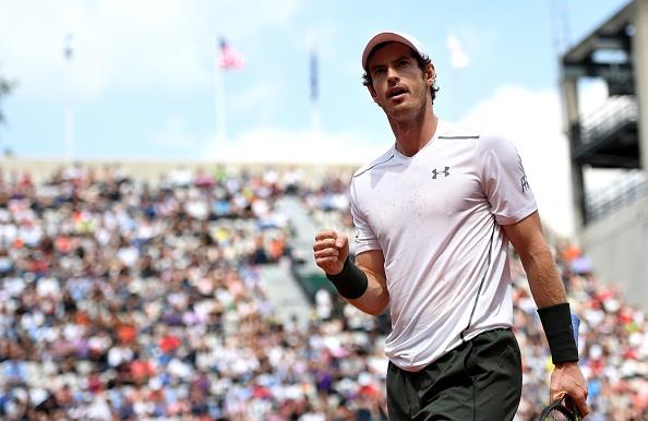 Highlights Andy Murray 3-0 Ivo Karlovic hinh anh