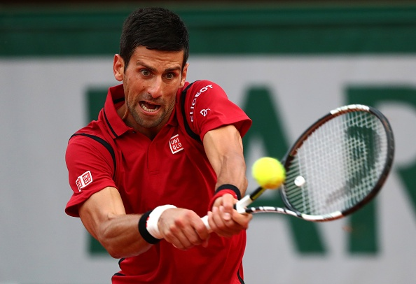 Highlights Novak Djokovic 3-0 Aljaz Bedene hinh anh