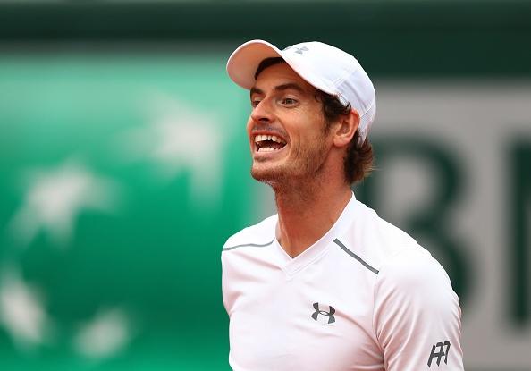 Murray lap ky luc vao tu ket Roland Garros hinh anh