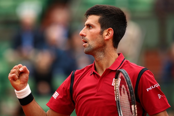 Highlights Novak Djokovic 3-1 Roberto Bautista Agut hinh anh