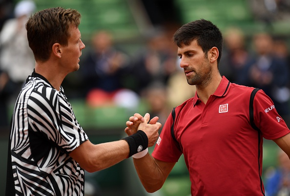 Djokovic dat cot moc 30 tran ban ket Grand Slam hinh anh