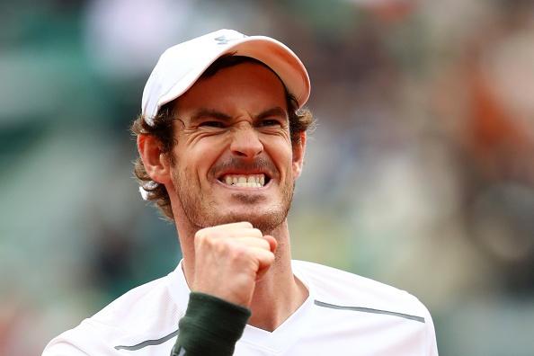 Highlights Andy Murray 3-1 Richard Gasquet hinh anh
