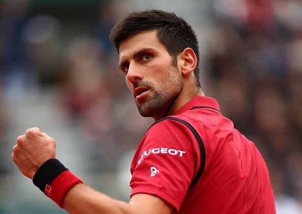 Highlights Novak Djokovic 3-0 Dominic Thiem hinh anh