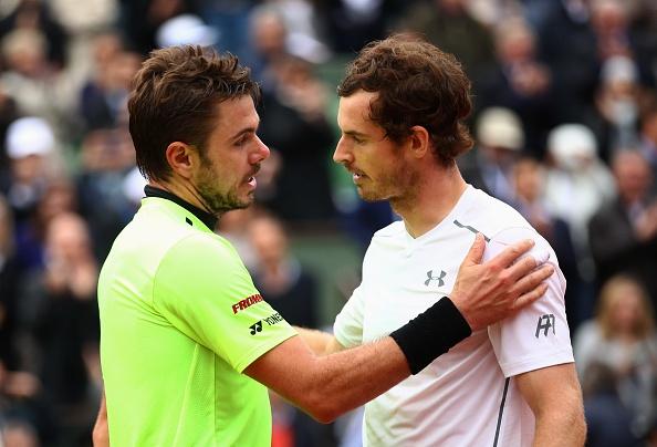 Highlights Andy Murray 3-1 Stan Wawrinka hinh anh