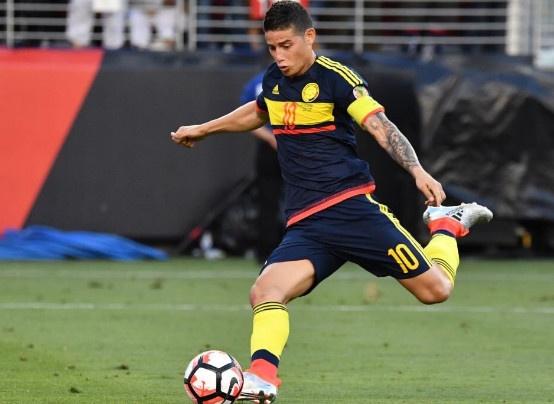 My vs Colombia (0-2): James Rodriguez toa sang hinh anh 23