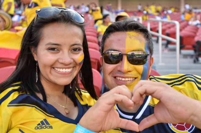My vs Colombia (0-2): James Rodriguez toa sang hinh anh 5