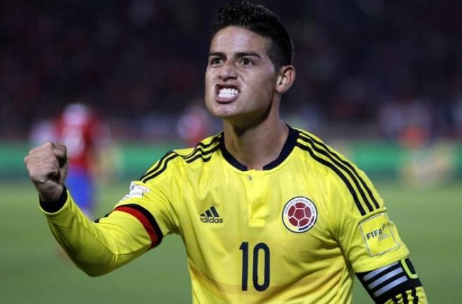 My vs Colombia (0-2): James Rodriguez toa sang hinh anh 8
