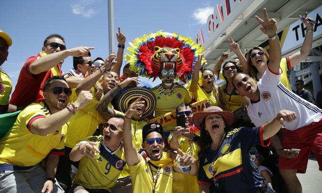 My vs Colombia (0-2): James Rodriguez toa sang hinh anh 10