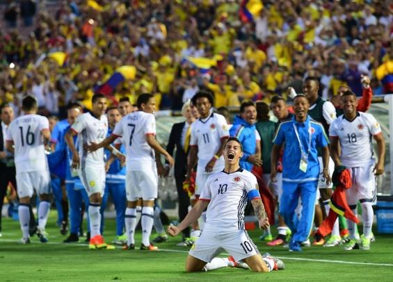 Colombia vs Paraguay (2-1): James Rodriguez toa sang ruc ro hinh anh 28