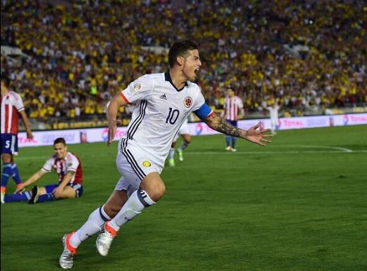 Colombia vs Paraguay (2-1): James Rodriguez toa sang ruc ro hinh anh 29
