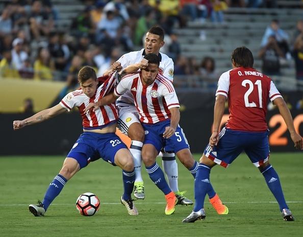 Colombia vs Paraguay (2-1): James Rodriguez toa sang ruc ro hinh anh 31