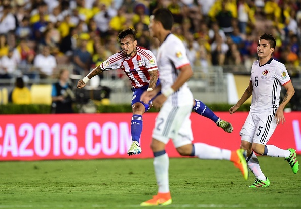 Colombia vs Paraguay (2-1): James Rodriguez toa sang ruc ro hinh anh 33