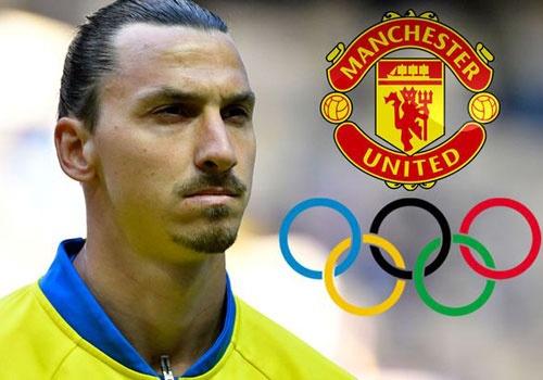 Chuyen nhuong 12/6: Ibrahimovic hoan den MU vi Olympic hinh anh
