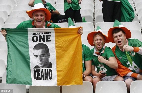 Thuy Dien vs CH Ireland: Ibra khien doi thu dot luoi nha hinh anh 10