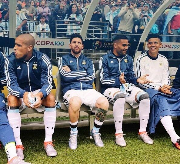 Argentina vs Bolivia (3-0): Messi va doi thu huc dau hinh anh 16