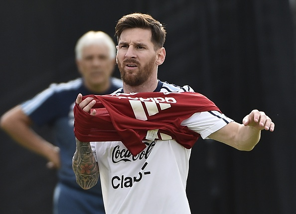 Argentina vs Bolivia (3-0): Messi va doi thu huc dau hinh anh 3