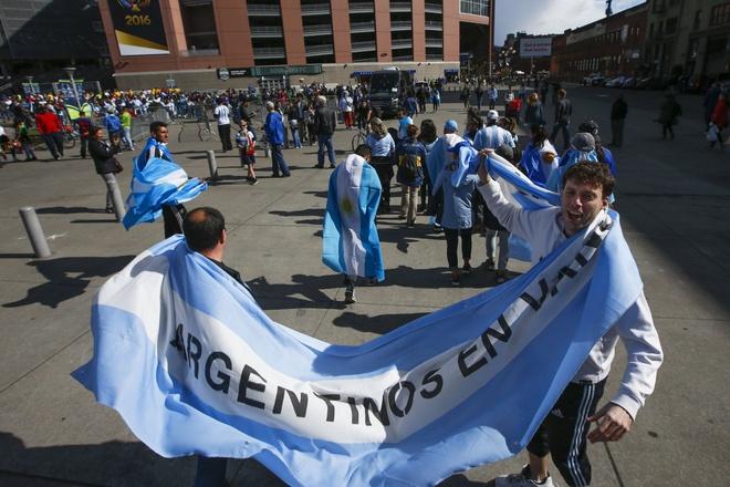 Argentina vs Bolivia (3-0): Messi va doi thu huc dau hinh anh 6
