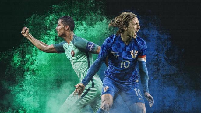 Bo Dao Nha vs Croatia: Ronaldo khong the mai ganh ca doi hinh anh