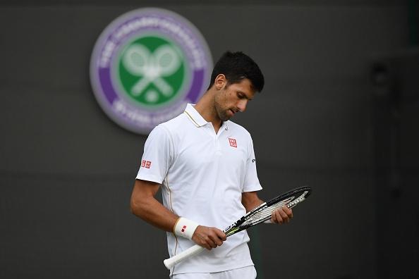 Highlights Djokovic 1-3 Querrey hinh anh