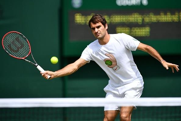 Thua dau Raonic, Federer lo co hoi vang vo dich Wimbledon hinh anh 6