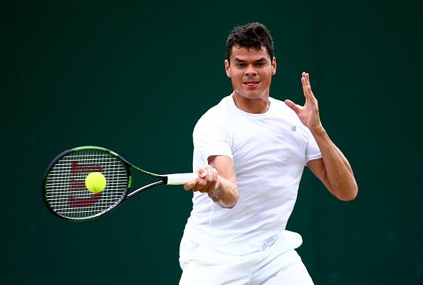 Thua dau Raonic, Federer lo co hoi vang vo dich Wimbledon hinh anh 7