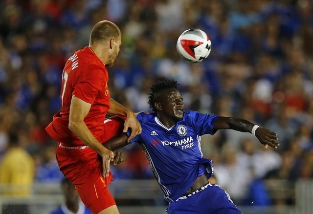Chelsea vs Liverpool (1-0): Fabregas nhan the do truc tiep hinh anh 12