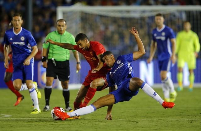 Chelsea vs Liverpool (1-0): Fabregas nhan the do truc tiep hinh anh 14
